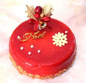 クリスマスケーキ、完熟いちご、シャンパンケーキ、初摘みいちご